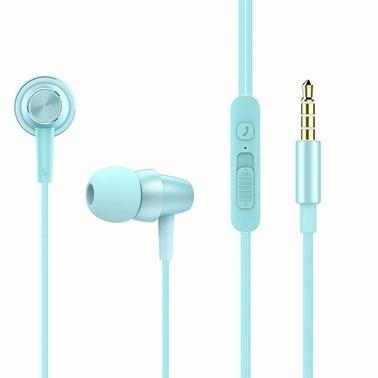 Lopard Xipin HX-Y02 3.5mm Kulakiçi Stereo Kulaklık Yüksek Bas Tiz Uyumu Renkli